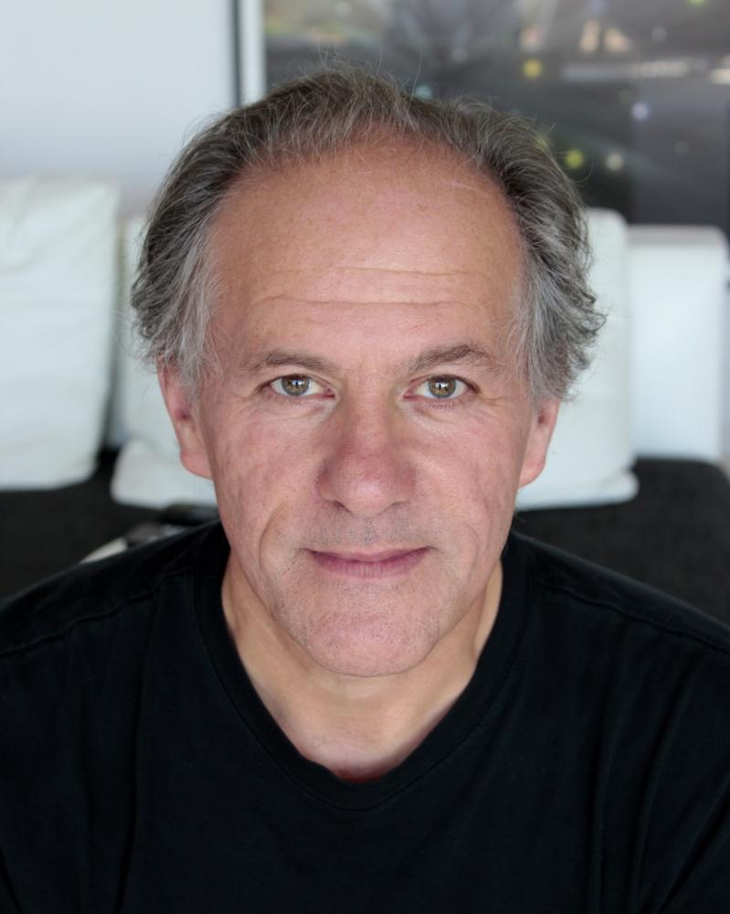 George Legrady - prelegent Filmteractive 2018