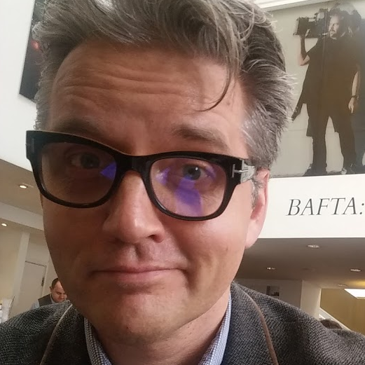 Patrick von Sychowski - prelegent Filmteractive 2018