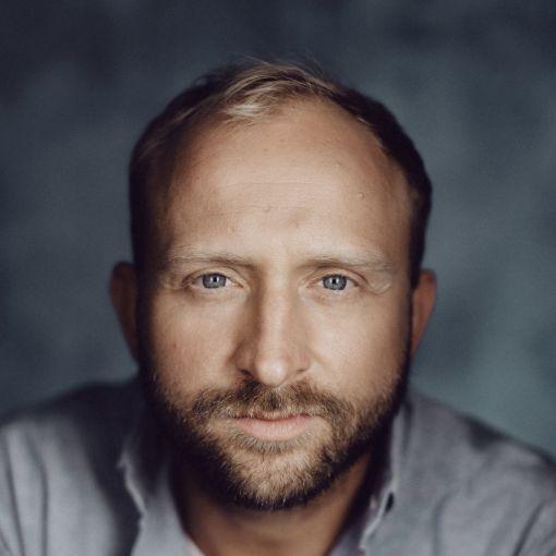 Borys Szyc - prelegent Filmteractive 2018